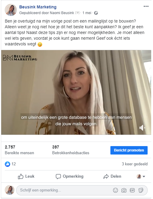 don'ts Facebook adverteren